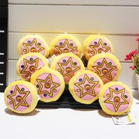 Wholesale ems video games resale online - Anime Sailor Moon Heart Crown Plush Keychain Stuffed Plush Toys Backage Pendants With Tag cm EMS