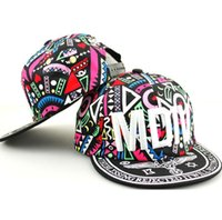 Wholesale Wholesale Korea Hat - Fashion Sun Caps Korea Geometric Cool Kids Caps Baseball Hat Cap Boys Girls Geometry Cap Sport Hats Casual Hat Cotton A3704