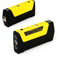 Wholesale Car Engines - Car Starter Mini Jump Starter 12V Car Engine Jumper Booster Car Battery Charger Multifunction Power Bank Winter Savior