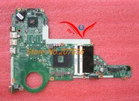 Wholesale Hp Pavilion Ems - Wholesale-DHL EMS FREE SHIPPING 713257-501 713257-001 For HP Pavilion 15 15-E series Motherboard HM76 DA0R62MB6E0 DDR3 100% fully tested