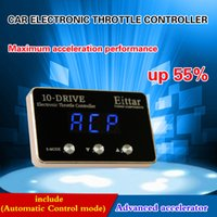 Wholesale Engine Controller - Eittar car THROTTLE CONTROLLER BOOSTER FOR FIAT STRADA ALL ENGINES 2011+
