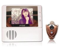 Wholesale Doorbell Building - 806 shield electronic cat's eye Household electronic doorbell support photographs Built-in memory can store 100 photo