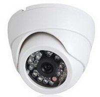 Wholesale Ip Dome Camera Price - Plug And Play 1 megapixel 720P 3.6mm fixed lens 24pcs ir leds plastic dome IP Camera Price List