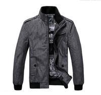 Wholesale Men S Military Uniform - Fall-2016 Jacket Men's Jacket Thin Coat Windrunner Windbreaker Military Uniform Jacket Men's Underwear 2016 Men Jacket