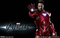 Gros-2015 The Avengers New Hot Iron Man Costume manches courtes Vélo Cyclisme Porter Jersey Cuissard Set