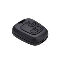 Wholesale Peugeot Cars For Sale - 2015 Special Offer Sale Carcasa Llave Key Case Shell for Peugeot 106 107 206 207 407 806 Funda Botones Mando Car