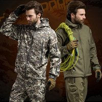 Wholesale High Ted - Fall-The new 2016 men of high quality winter coat ted V 4.0 outdoor waterproof windbreaker military movement