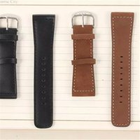 Wholesale Leather Watch Bands Chicago - Chicago Genuine Leather Apple Watch Watchband iwatch Replacement Straps Buckle for i watch Wrist Band 38mm 42mm Classic Edition with package