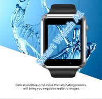 Wholesale Italian Colors - Hot sale A1 Smart watches smartwatch camera clock sync notifier support SIM TF card 8 colors for Android IOS DHL free shipping