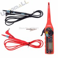 Wholesale Multimeter Circuits - Wholesale-Car Auto Power Electric Circuit Tester Multimeter Lamp Probe Light Electrical Tester System Diagnostic Auto Circuit Tester