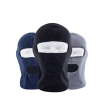All'ingrosso-Inverno caldo caldo cappuccio termico respirabile caldo Thermal Windproof Paintball gioco combattimento collo cappello maschera cappello cappello M50