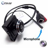 Wholesale Play Security - 720P mini camera Mini IP Camera Home Security Pinhole Camera IP Camera Support P2P Plug and Play for 1.78mm Lens fisheye lens cctv camera