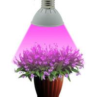 en iyi ışıkları büyür toptan satış-Tam Spektrum E27 10 W 86 Kırmızı20 Mavi LED Grow Işıklar Topraksız Bitki Lambası Büyümek ve Çiçeklenme Için En Iyi ------ Sınırlı Zaman Teklif
