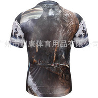 Wholesale Roupas Motocross - Wholesale-2015 arsuxeo bike bicicleta motocross jersey and pants set sport suit cycling clothing ropa roupas masculina ciclismo maillot 04