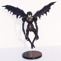 Wholesale Death Note Figure Action - 18cm Anime Death Note Deathnote Ryuuku PVC Action Figure Collection Model Toy Dolls for kids gift free shipping