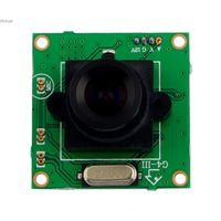 Wholesale Ccd Pcb Camera - HD 700TVL CCD Mini Security Video PCB Board FPV Color Digital CCD Camera