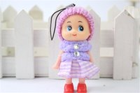Wholesale Children s Creative Plush Evade Glue Toys CM Grid Clown Confused Doll The Wedding Gift Doll Cute And Lovely Heat In