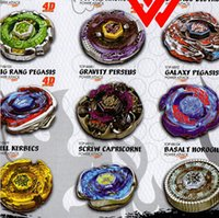 Wholesale Wholesale Bangs - Christmas Halloween children's Day gift BEYBLADE METAL FUSION 4D BEYBLADE L-DERAGO DESTROY BIG BANG PEGASIS PHANTOM ORION