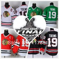 blackhawk emblem - Factory Outlet chicago blackhawk jerseys Jonathan Toews Jersey with Stanley Cup Finals Emblem Patch