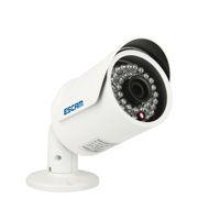 Wholesale Ir Waterproof Wireless Ip Camera - Escam Fighter QD320 H.264 1 4 CMOS IP Camera 3.6mm Lens Waterproof IR 10m Security Camera Night Vision Onvif P2P Mini Camera