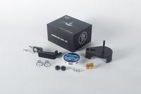 biçer bobin jig seti toptan satış-% 100 Orijinal Avidartisan Daedalus Uzaylı Kaynaştırılmış Clapton Wire RDA RBA için Bez Coil Jip Aracı DIY Akıllı Bobin Bıçağı Büyücü Takım Seti DHL