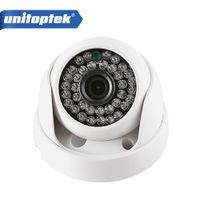 Wholesale Dome Camera Audio - 720P 1080P Dome HD CMOS 1MP 2MP IP Camera Audio Security CCTV Camera Optional IR 20m 3.6mm Lens IR-Cut Indoor Use Onvif