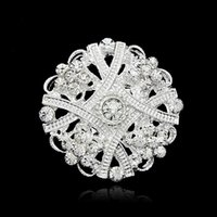 Wholesale Small Silver Cross Sterling - Free postage Korean version of the new 2016 silver brooch chain collar small collar pin brooch wholesale cash offer