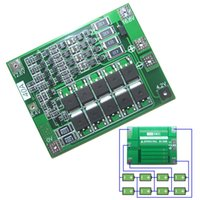 4S 40A Li-Ion Lithium-Batterie 18650 Ladegerät PCB BMS Protection Board mit Balance für Bohrmotor 14.8V 16.8V Lipo Cell Module