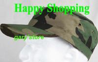 Wholesale Patrol Cap Camo - Wholesale-5pcs lot SWAT Airsoft Marine Cadet Patrol Hat Cap Woodland Camo
