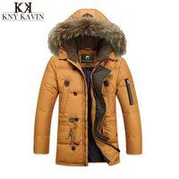 Wholesale Men Jacket Parkas - 2014 new brand down-jacket men parka coat man jacket winter warm 90% duck down jacket chaqueta hombre