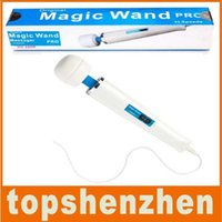 Wholesale Powerful Wand - New Hitachi Magic Wand Massager AV Powerful Vibrators Magic Wands Full Body Personal Massager HV-260 HV260 box packaging 110-250V By DHL