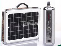 Wholesale Solar Portable Generator System - Portable Solar Generator Suitable for indoors and outdoorsExcellent Camping Power system