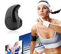 Wholesale ears phone wireless - Mini Invisible Wireless Bluetooth Headphone S530 In-Ear V4.0 Earphone Headset Handfree For iPhone X 6 6s Samsung Smart Phone retail box