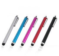 Wholesale Phone Stylus - 1 PCS Touch Screen Pen Universal Capacitive Stylus For Phone Tablet
