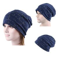 Wholesale Womens Cotton Winter Hats - S5Q Men's Hip-Hop Warm Winter Cotton Cap Womens Knit Ski Beanie Skull Unisex Hat AAADYR