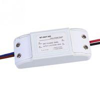 Wholesale Electronic Transformer For Halogen - AC-DC 12-24V 4-7W Power Supply Driver Electronic Transformer For LED Halogen Light