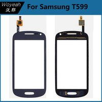 Wholesale Galaxy T599 - Touch Panels For Samsung Galaxy T599 Touch Screen Digitizer Glass Lens Samsung Touch Phones Screen Cheap Price