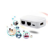 router dhl großhandel-Kleinster WT3020H 300M tragbarer Minirouter 802.11 b / g / n AP Repeater-Klient-Brücke Wifi drahtloser Fräser-Unterstützung USB-Blitz-Antrieb DHL