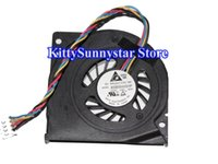 Wholesale Delta Fans Laptop - New Delta BSB05505HP 5V 0.4A 4 wires 4 pins blower fan for notebook laptop cpu