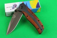 Wholesale Blade Cutters - balisong butterfly FA13 knife Stainless Steel Manual Release Mini pocket Folding Knife Line Locker Pocket Cutter camping knife 1pcs