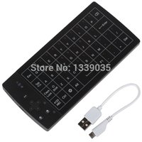 Google Android Touch-pad Kaufen -Wholesale-Measy TP801 Wireless-Touchpad-Maus-Tastatur-2.4G für Google TV Player Android Mini-PC TV Box Dongle P0014075 Kostenloser Versand