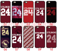 Wholesale Teen Wolf Iphone Case - Teen Wolf Stilinski 24 For iPhone 6 6S 7 Plus SE 5 5S 5C 4S iPod Touch 5 For Samsung Galaxy S6 Edge S5 S4 S3 mini Note 5 4 3 phone cases