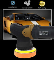 Wholesale GS UL CE passed dual action orbital car polisher mm quot w variable speed r min one year warranty