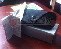 casos envio grátis venda por atacado-Verão novas mulheres e homens caixa de óculos de sol caixa de pano caixa de óculos caixa original frete grátis