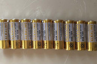 Wholesale 12v 23a battery - 2000pcs Lot Mercury free 0% Hg Pb 12V 23A Alkaline battery A23 MN21 L1028 Pila alcalina (for door bell, remote control)