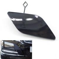 буксировка автомобилей оптовых-Крышка буксирного крюка переднего бампера автомобиля для Mercedes Benz W212 E300 E350 E400 E500 E250 E550 E320 E63 AMG