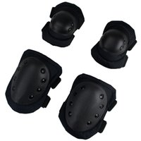 Wholesale Adult Outdoor Toys - Sex Dog Slave Roleplay Toys Knee elbow pads Outdoor Sports Protection Adult Games Products Sexy Furniture for Couples Fetish SM Bondage Set