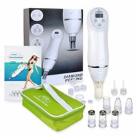 Wholesale Micro Peeling Machine - High Quality Portable New Handheld Mini Diamond Peeling diamond micro dermabrasion Skin Care Diamond Dermabrasion Beauty Machine (CE)