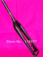 Wholesale-Full Carbon 3K Matt Matt 26er MTB Mountain Bike Fork 26