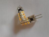 beste geführte maiskolben großhandel-Bestseller Hohes Lumen 3w führte Maislicht AC12V G4 SMD 2835 Silikon-Mais-Birnen-Licht